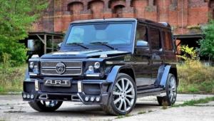 Mercedes Benz Gelandewagen Tuning Desktop Images