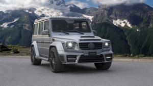 Mercedes Benz Gelandewagen Tuning HD