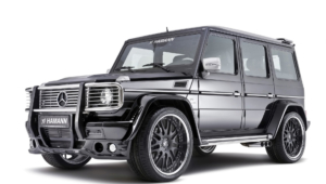Mercedes Benz Gelandewagen Tuning HD Wallpaper