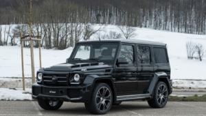 Mercedes Benz Gelandewagen Tuning Pictures