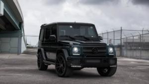 Mercedes Benz Gelandewagen Tuning Wallpapers HD