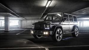 Mercedes Benz Gelandewagen Tuning Wallpapers HQ