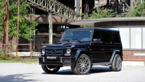 Mercedes Benz Gelandewagen Tuning Widescreen