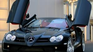 Mercedes Benz SLR McLaren 3936