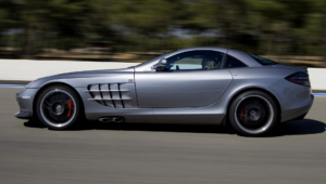 Mercedes Benz SLR McLaren HD Desktop