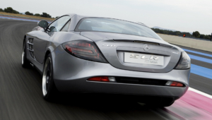 Mercedes Benz SLR McLaren HD Wallpaper
