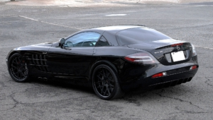 Mercedes Benz SLR McLaren High Definition
