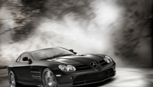 Mercedes Benz SLR McLaren Wallpapers HQ