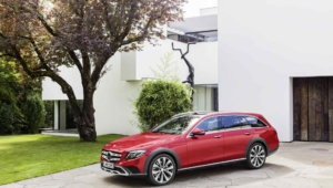 Mercedes E Class All Terrain Photos