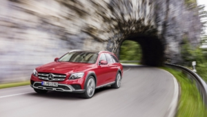 Mercedes E Class All Terrain Wallpapers