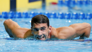 Michael Phelps Hd Wallpaper