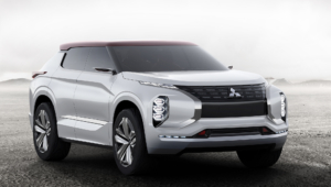 Mitsubishi Gt Phev Wallpapers