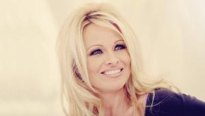 Pamela Anderson Background