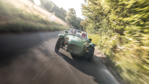 Pictures Of Caterham Seven Sprint