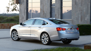 Pictures Of Chevrolet Impala 2016