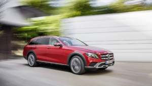 Pictures Of Mercedes E Class All Terrain