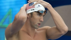 Pictures Of Michael Phelps