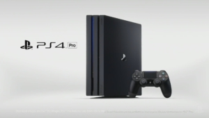 Playstation 4 Pro Computer Wallpaper