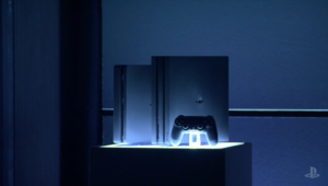 Playstation 4 Pro Wallpapers