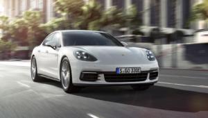 Porsche Panamera 4 E Hybrid Wallpaper