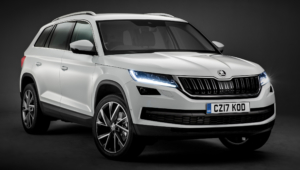 Skoda Kodiaq 2016 HD Wallpaper