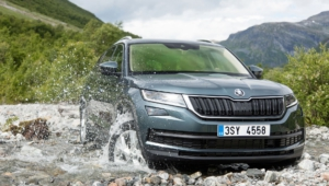 Skoda Kodiaq 2016 High Definition Wallpapers