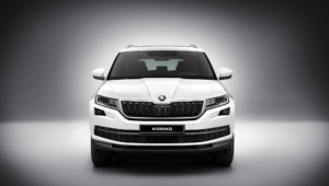 Skoda Kodiaq 2016 Wallpapers