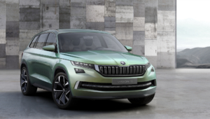 Skoda Kodiaq 2016 For Desktop
