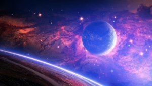Space HD Background