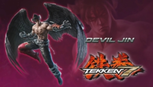Tekken 7 Background