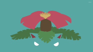 Venusaur Background