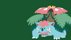 Venusaur Widescreen