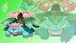 Venusaur For Desktop