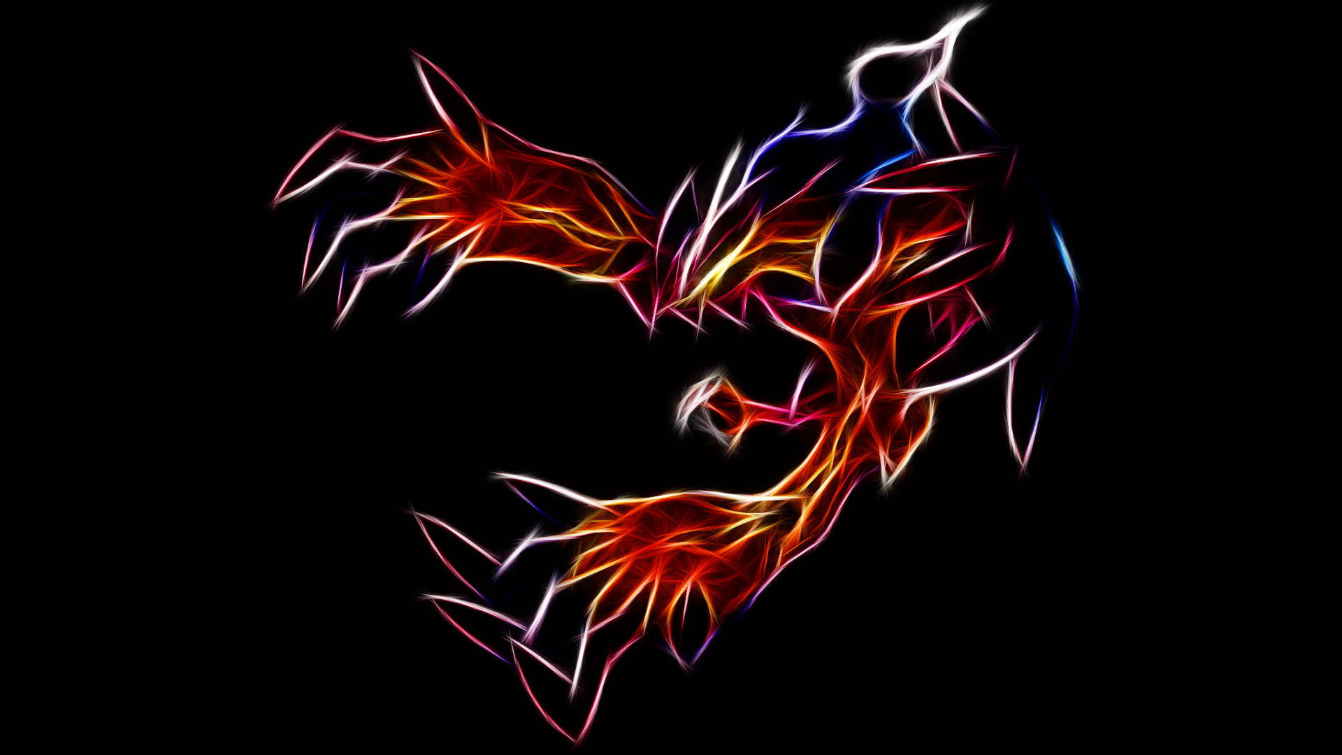 Yveltal and xerneas wallpaper