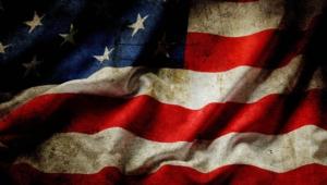 American Flag 4K