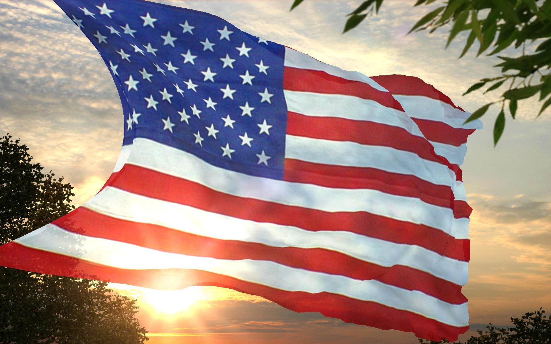 Hd wallpaper usa flag - American Flag Hd Wallpaper
