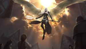 Angel 4k