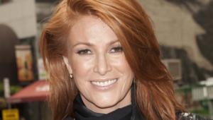 Angie Everhart Background