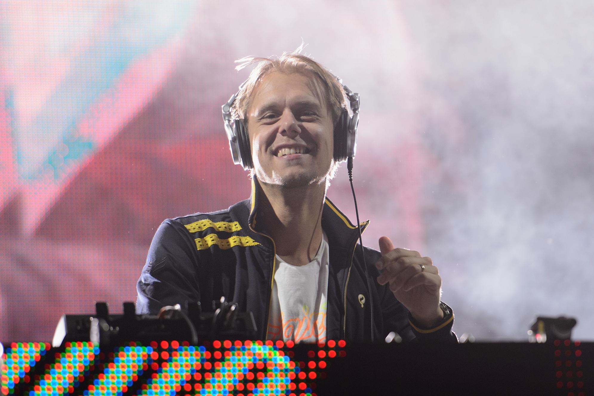 Armin Van Buuren Hd Wallpaper