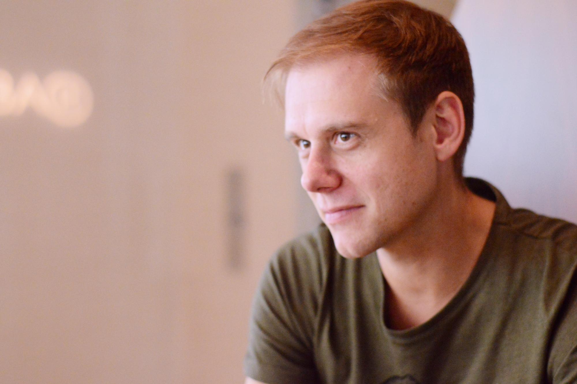 Armin van Buuren schwul