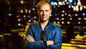 Armin Van Buuren Makeup