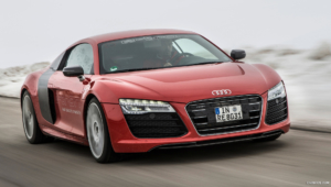 Audi R8 E Tron Wallpapers