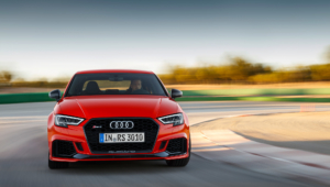 Audi RS 3 HD Background