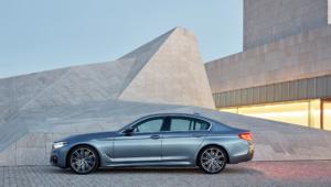 BMW 540i 2017 Background