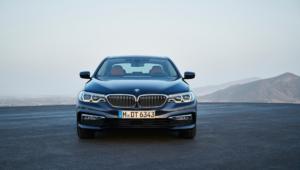 BMW 540i 2017 HD