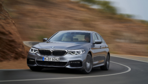 BMW 540i 2017 Wallpapers