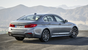 BMW 540i 2017 Wallpapers HD