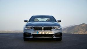 BMW 540i 2017 Widescreen