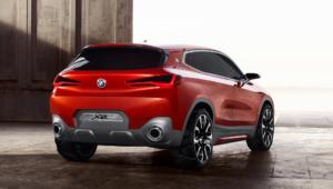 BMW X2 Images