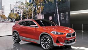 BMW X2 For Deskto
